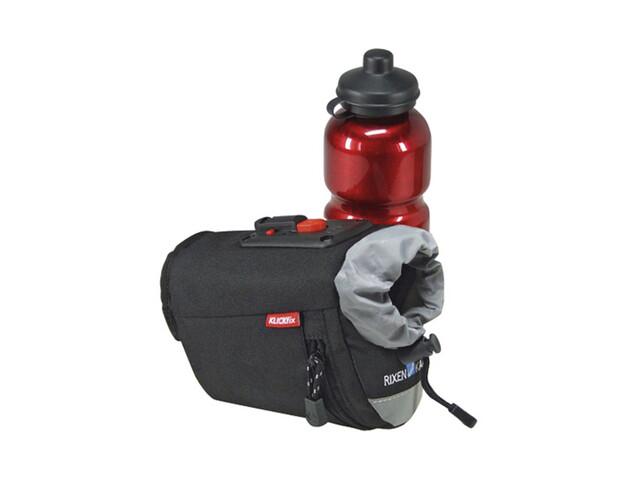 KlickFix Micro Bottle Bag schwarz